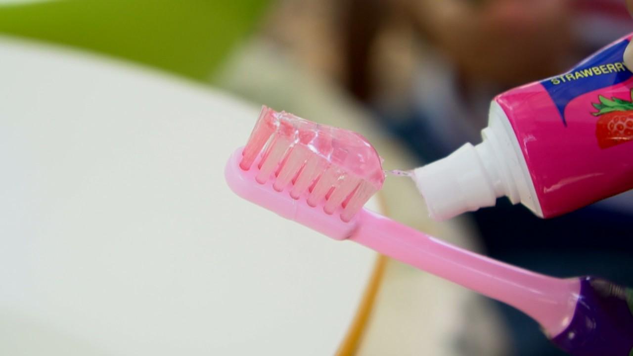 แปรงฟันกันเถอะ