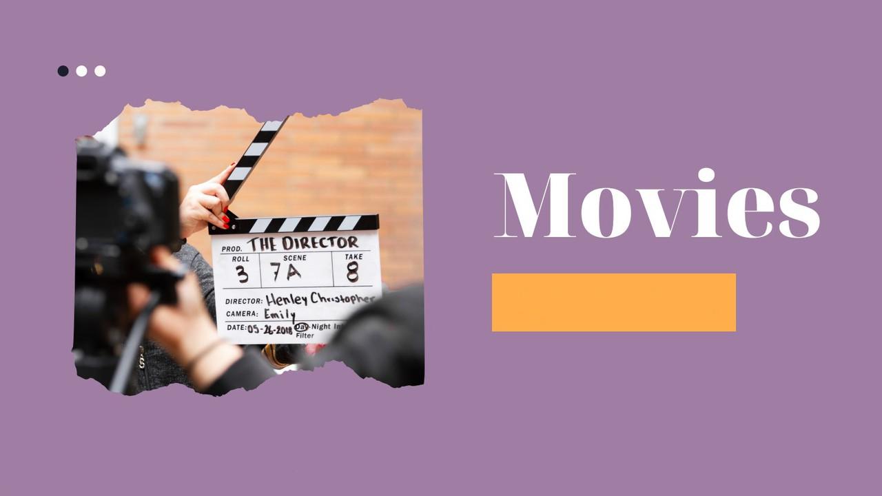 ภาษาอังกฤษ : Movies
