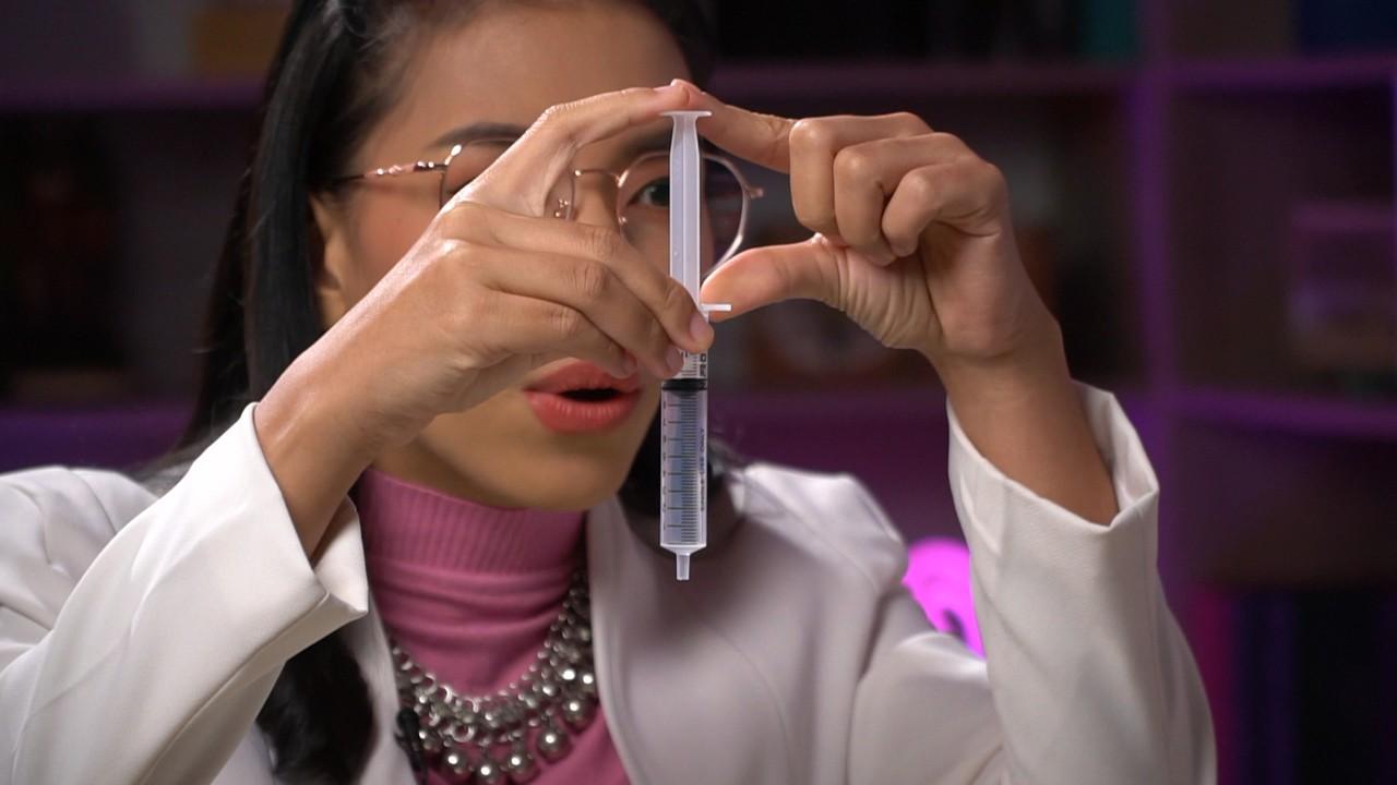 เคมี : ติวข้อสอบ แก๊ส