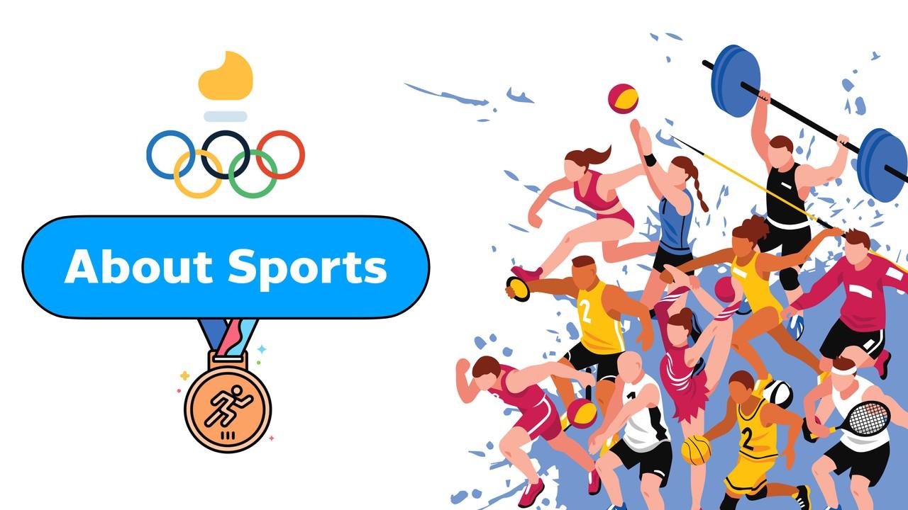 ภาษาอังกฤษ : About Sports